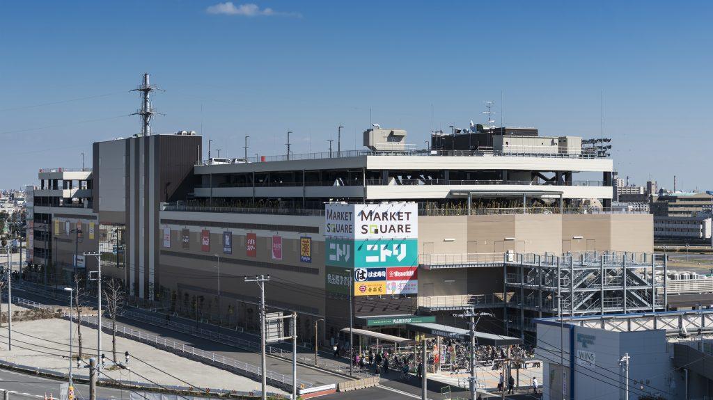 「マーケットスクエア川崎イースト」の画像検索結果
